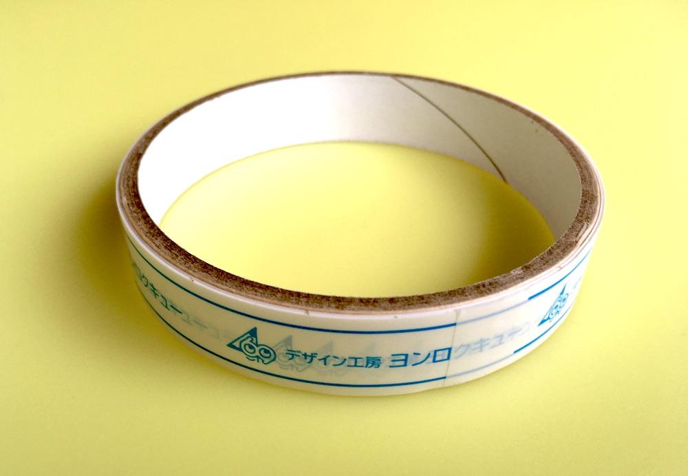 WAVEのオリジナルテープ(15mm幅×3M)